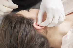higienização e cuidado com piercing